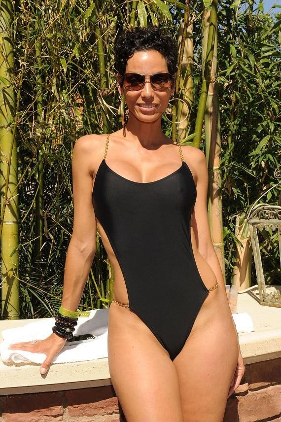 With you Nicole murphy nake body what