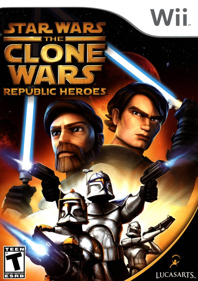 Star Wars The Clone Wars Republic