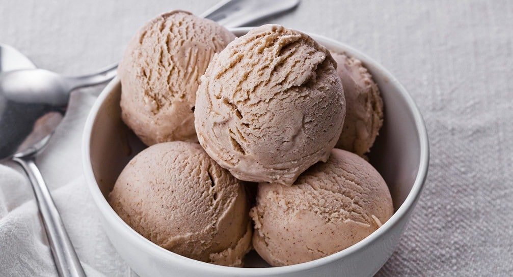 Picture of Cinnamon Ice Cream