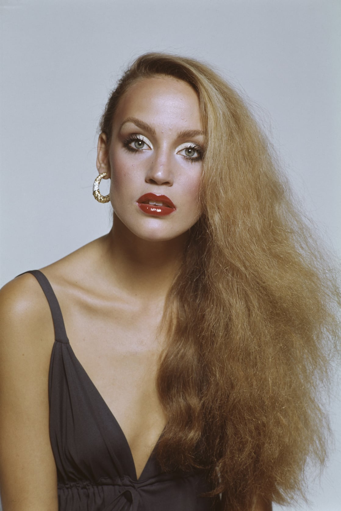 Picture Of Jerry Hall