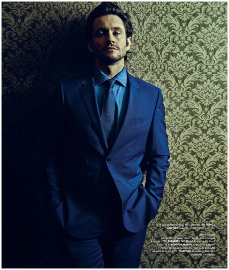 Picture of Hugh Dancy