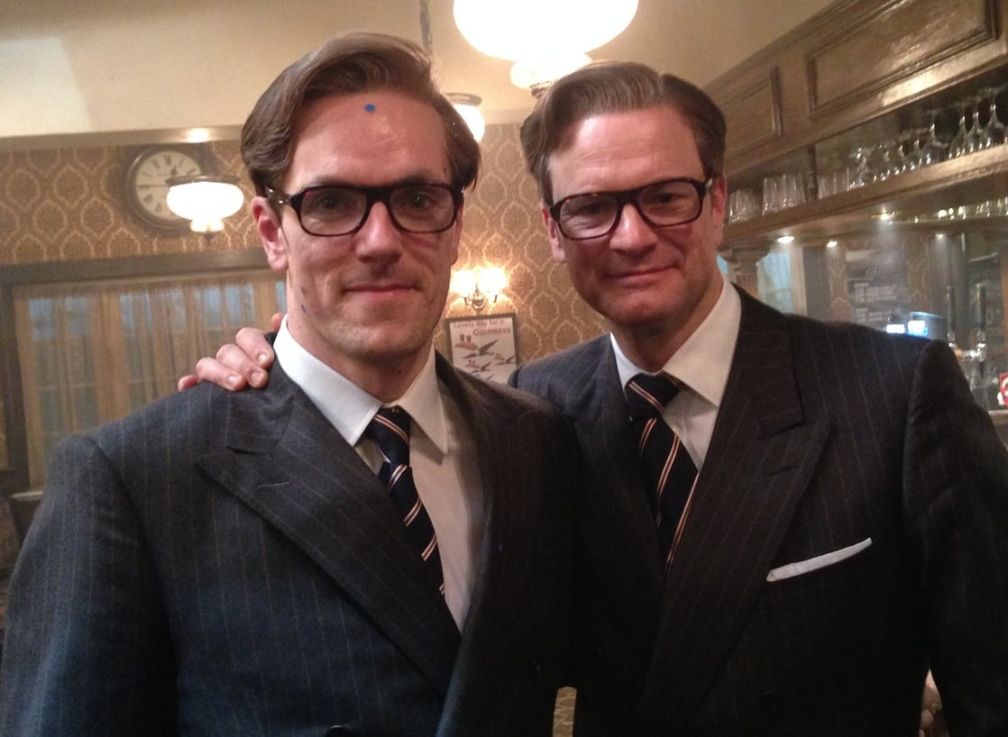 Kingsman The Secret Service Bigshot Jpg Pictures to pin on Pinterest