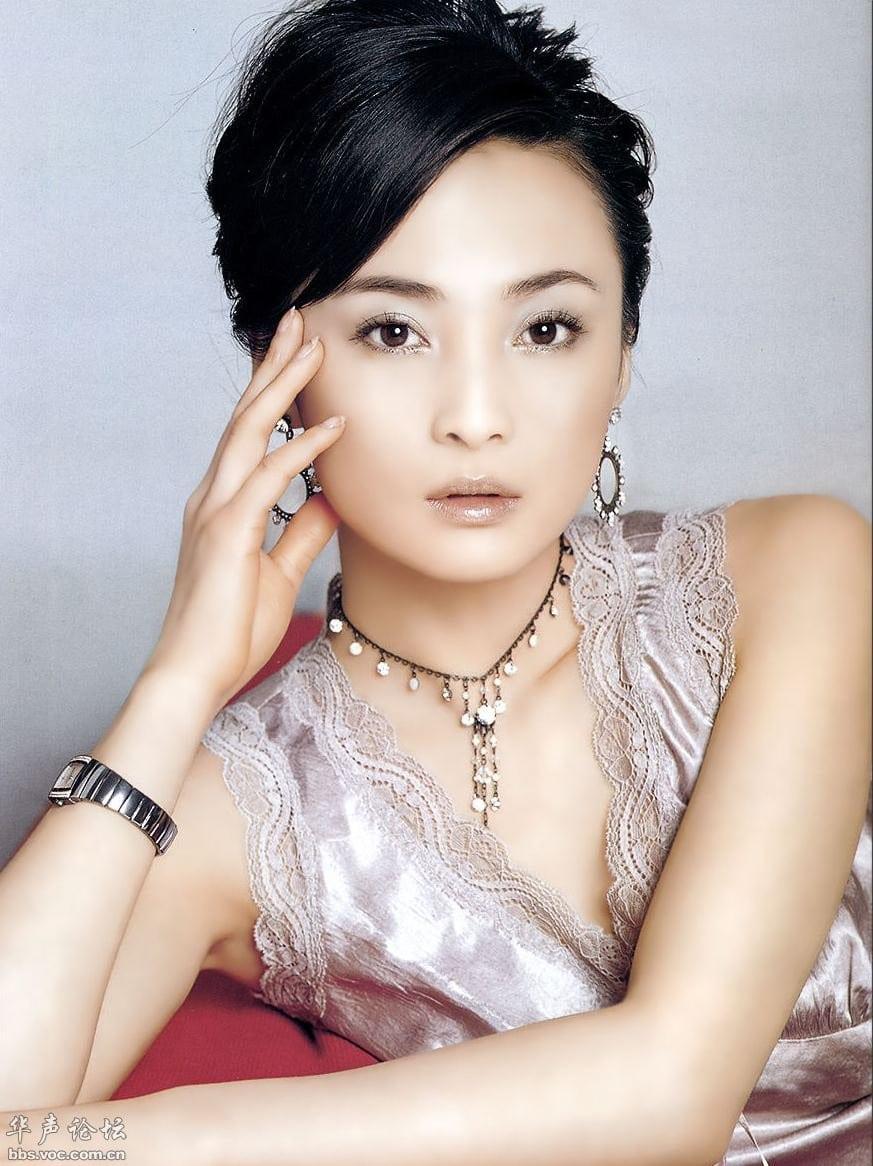 Jiang Qinqin Jiang Qinqin new photo