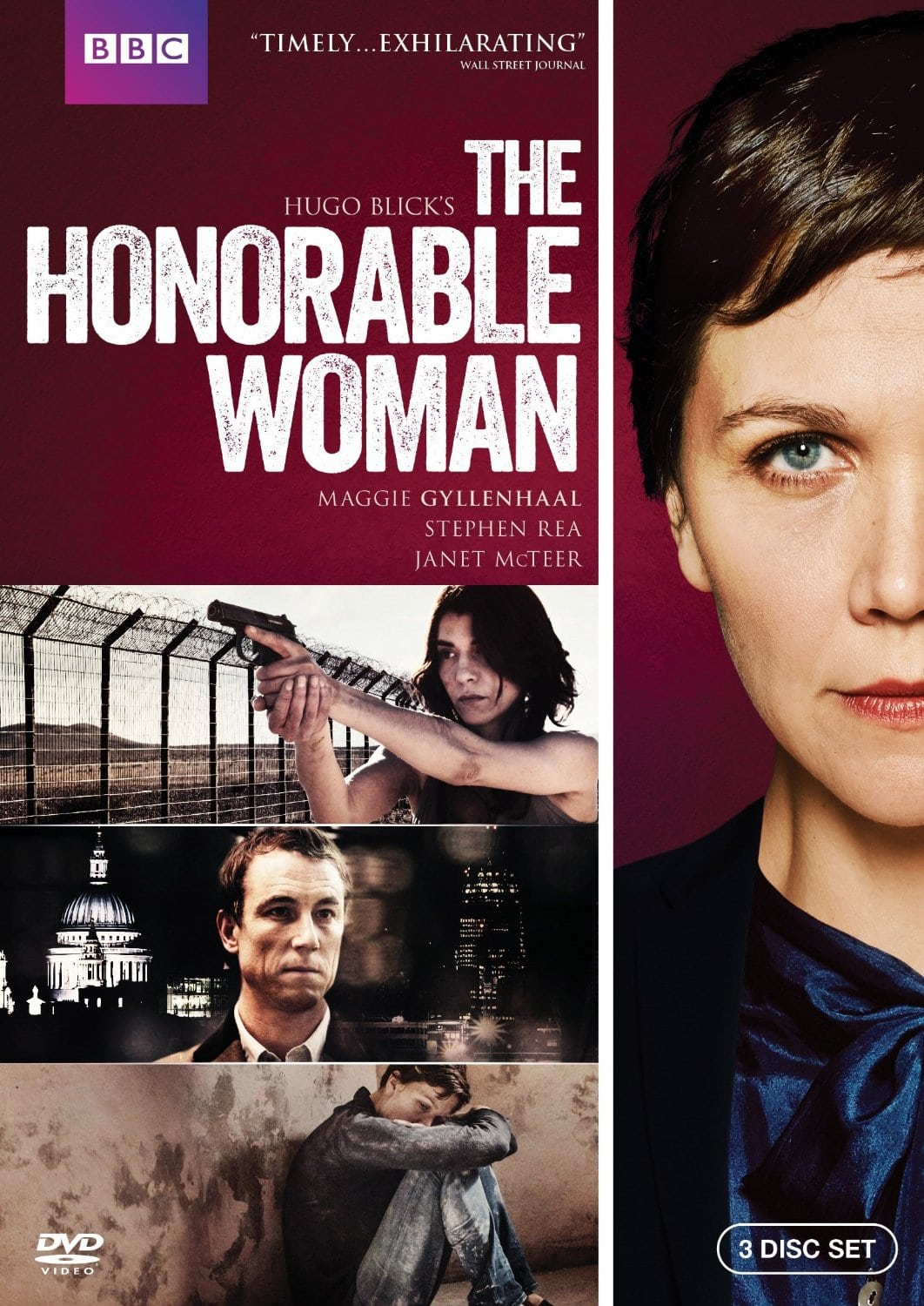 The Honourable Woman 1ª Temporada – Dublado Em HD