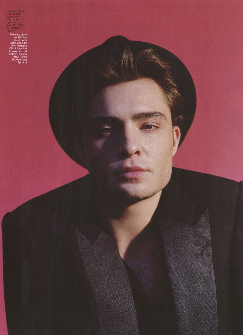 Picture of Ed Westwick Ed Westwick