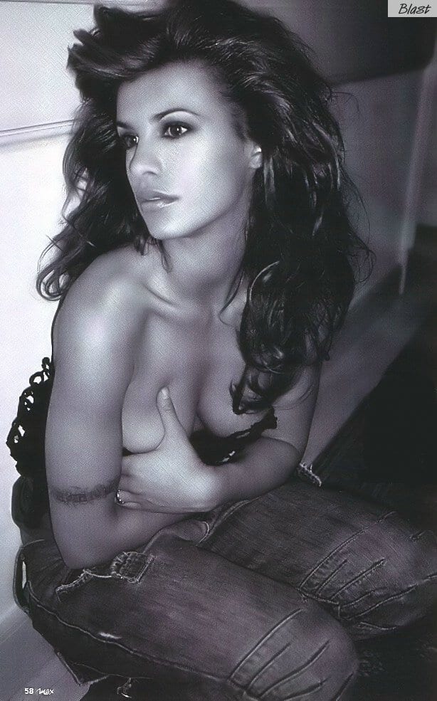 Sex training elisabetta canalis naked picture