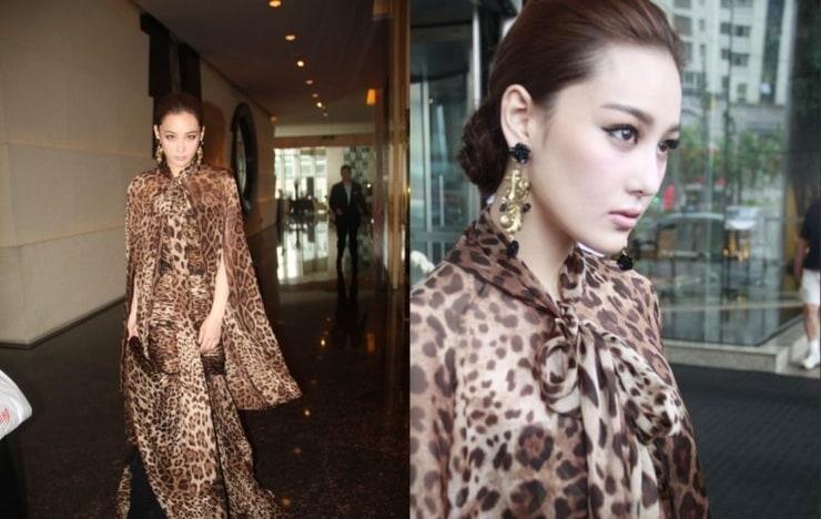 Chinese Sexy Model Viann Zhang Xinyu 张馨予 ~ Media-EBusiness