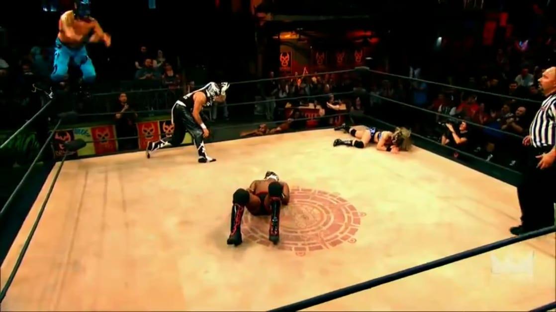 the mack lucha
