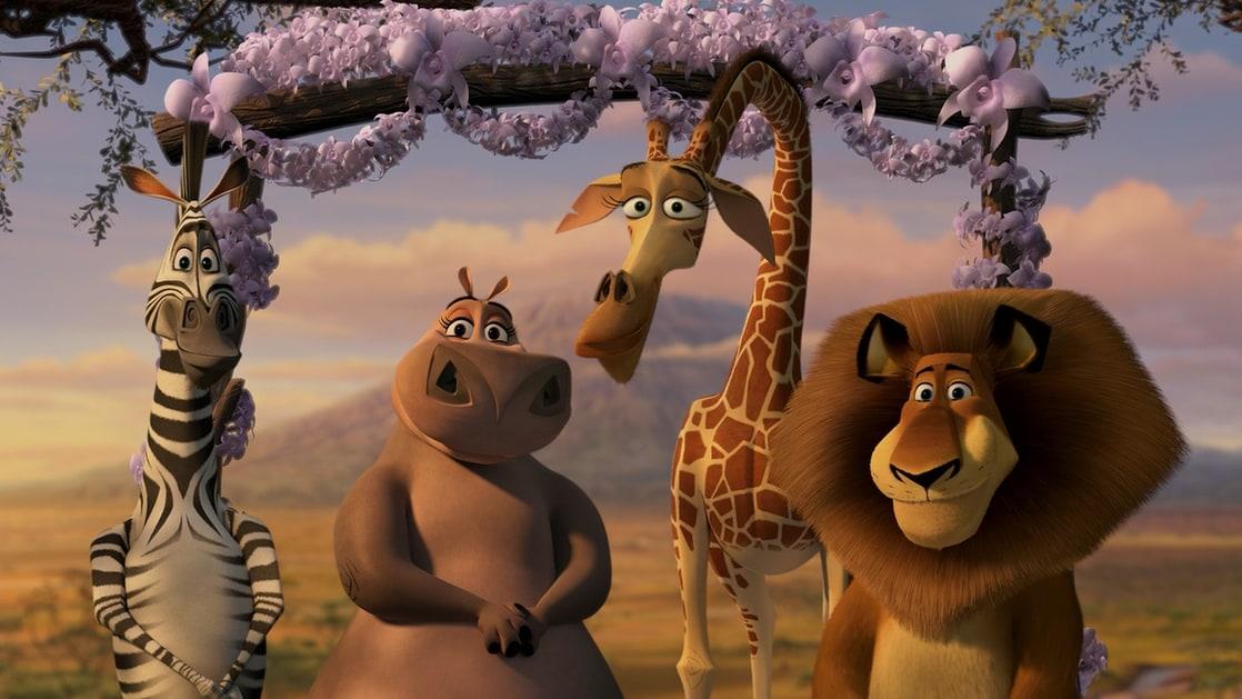 Picture of Madagascar: Escape 2 Africa