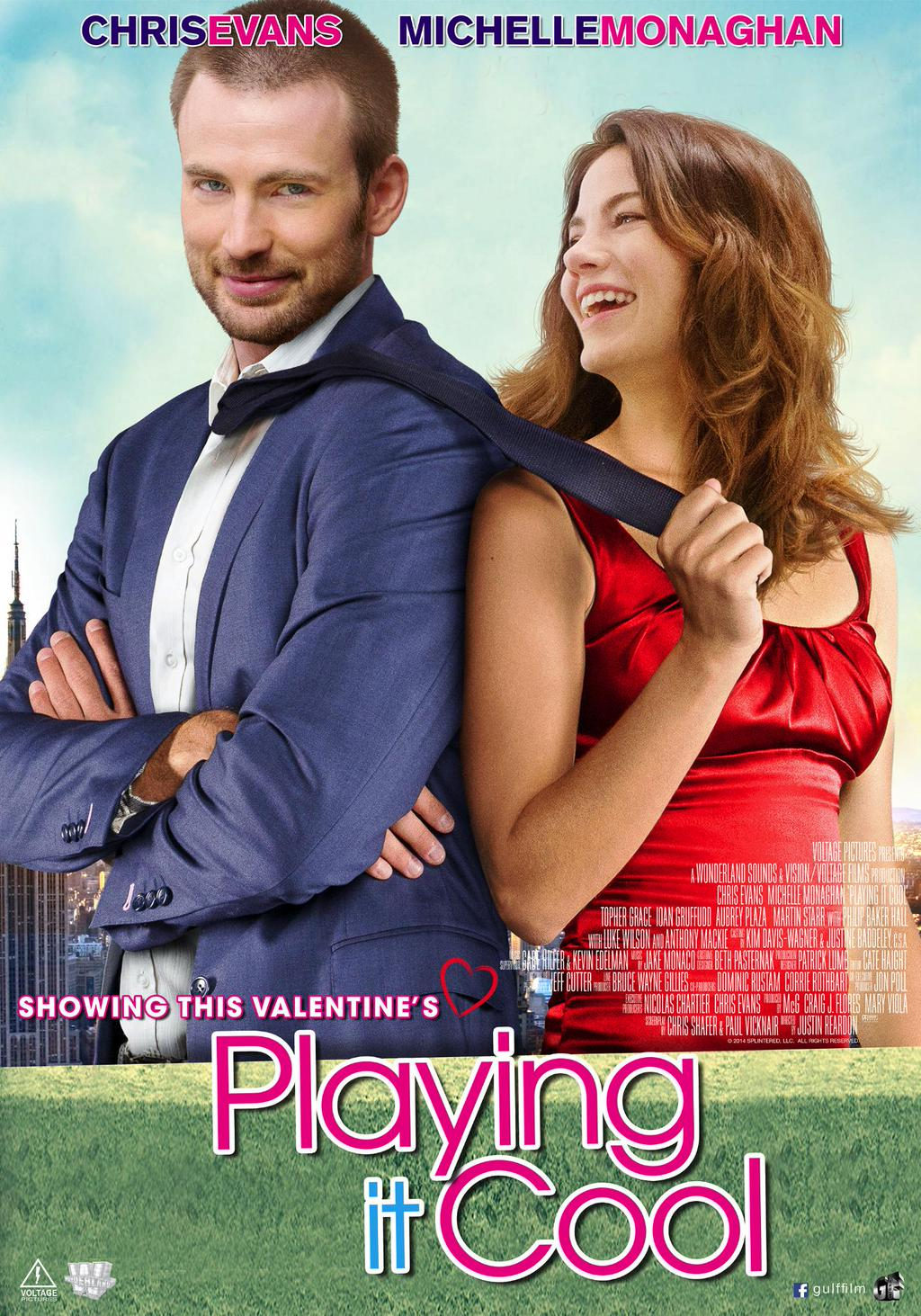 Playing it cool full movie