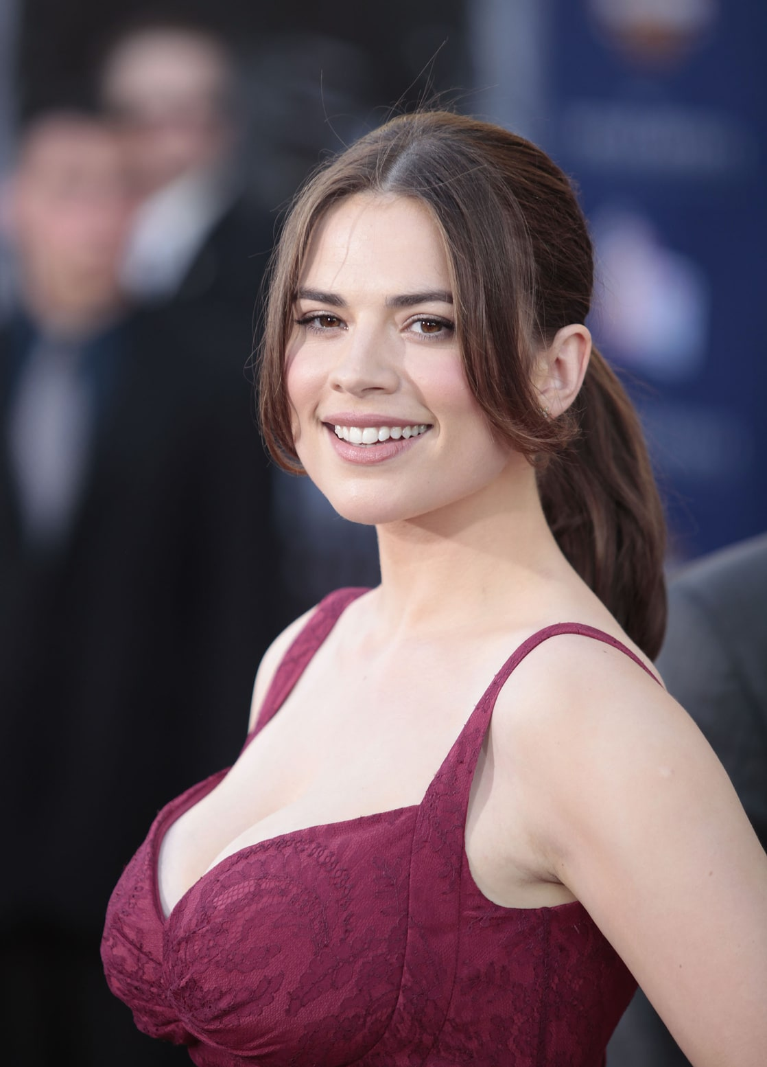 Pics Photos - Picture Hayley Atwell Keira Knightley Fansite