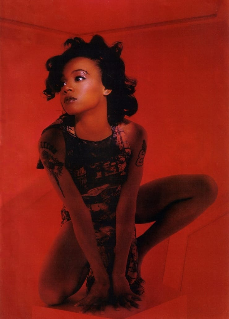 Picture of Lisa 'Left Eye' Lopes