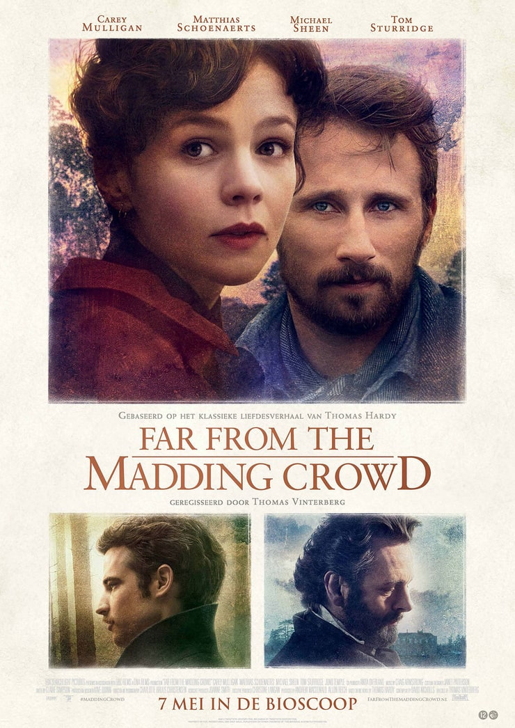 far from the madding crowd chapter Chapter 1 chapter i description of farmer oak -- an incident  when farmer oak smiled, the corners of his mouth spread till they were within  an.