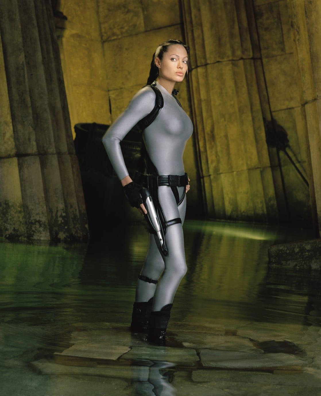 Picture Of Lara Croft Tomb Raider The Cradle Of Life