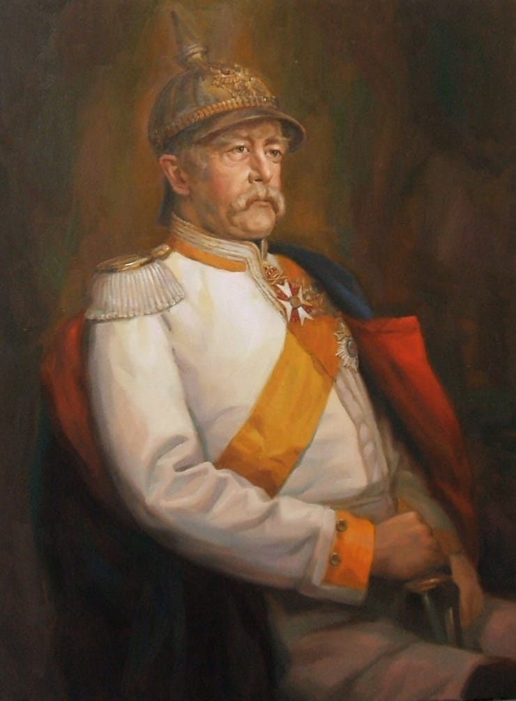 a biography of otto von bismarck Laws are like sausages, it is better not to see them being made - otto von bismarck quotes from brainyquotecom.