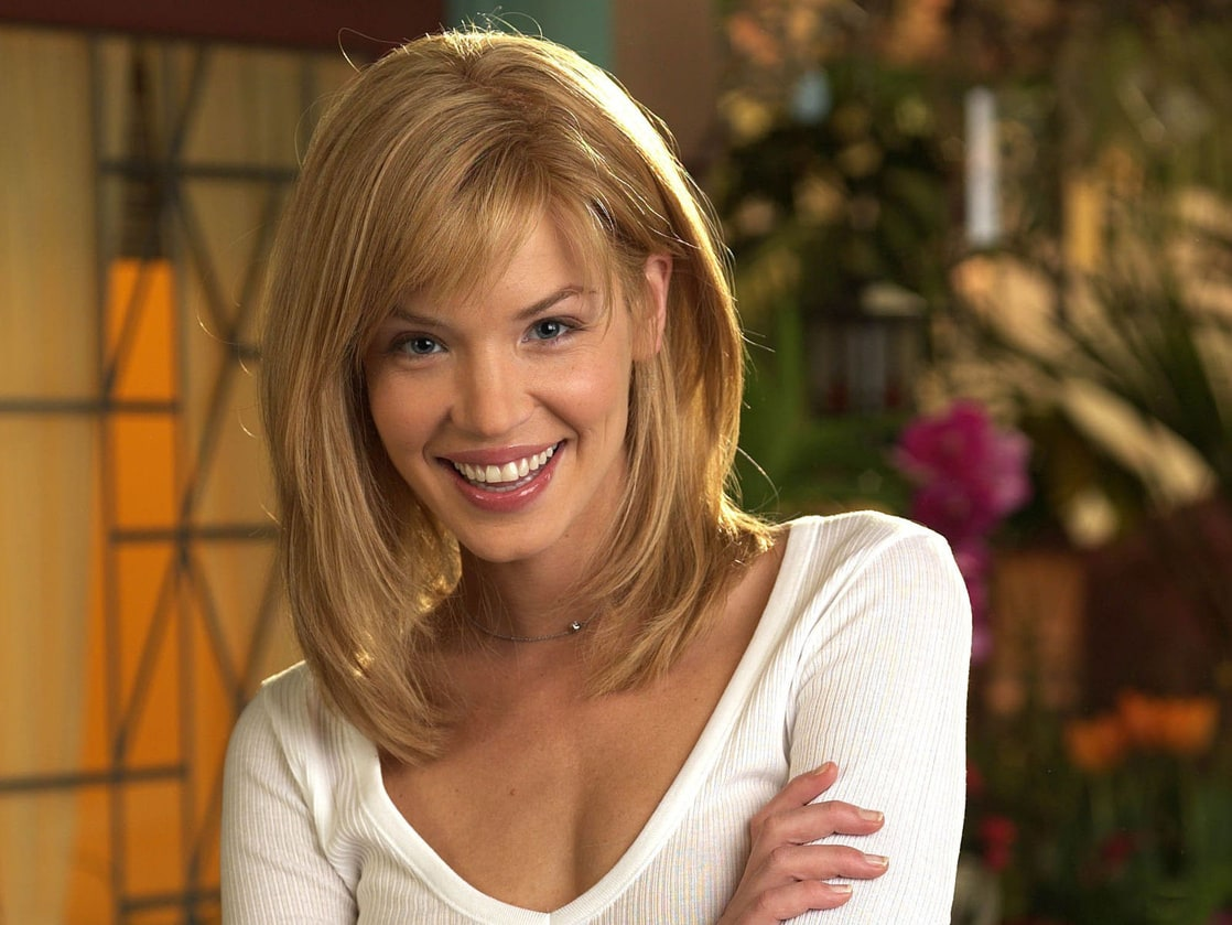 Ashley scott nue anything