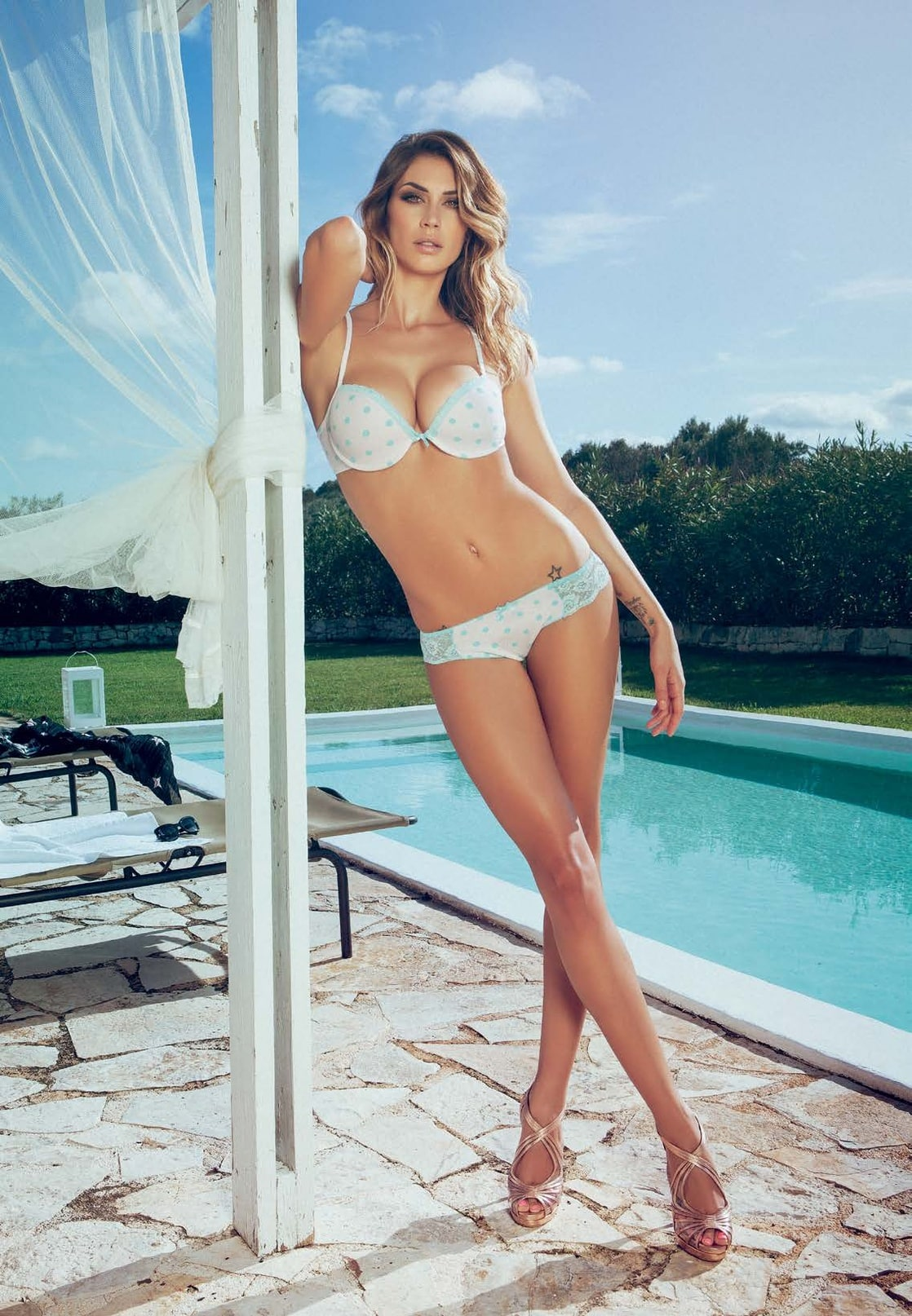 Picture of melissa satta for Sexy image 2015