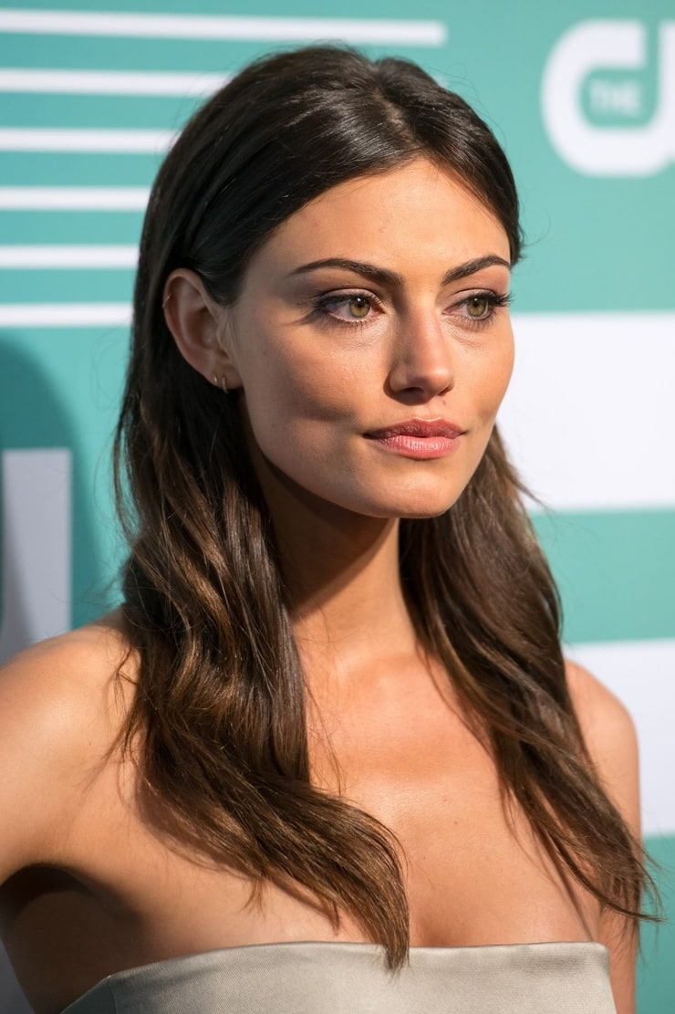 PHOEBE TONKIN at CW Upfronts Presentation in New York