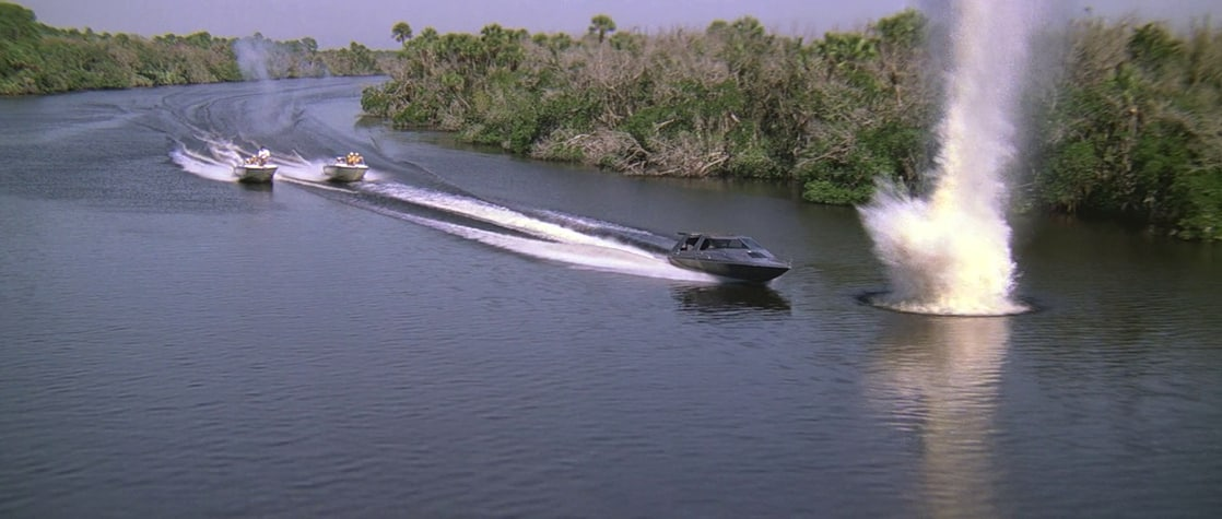 Chase Boat