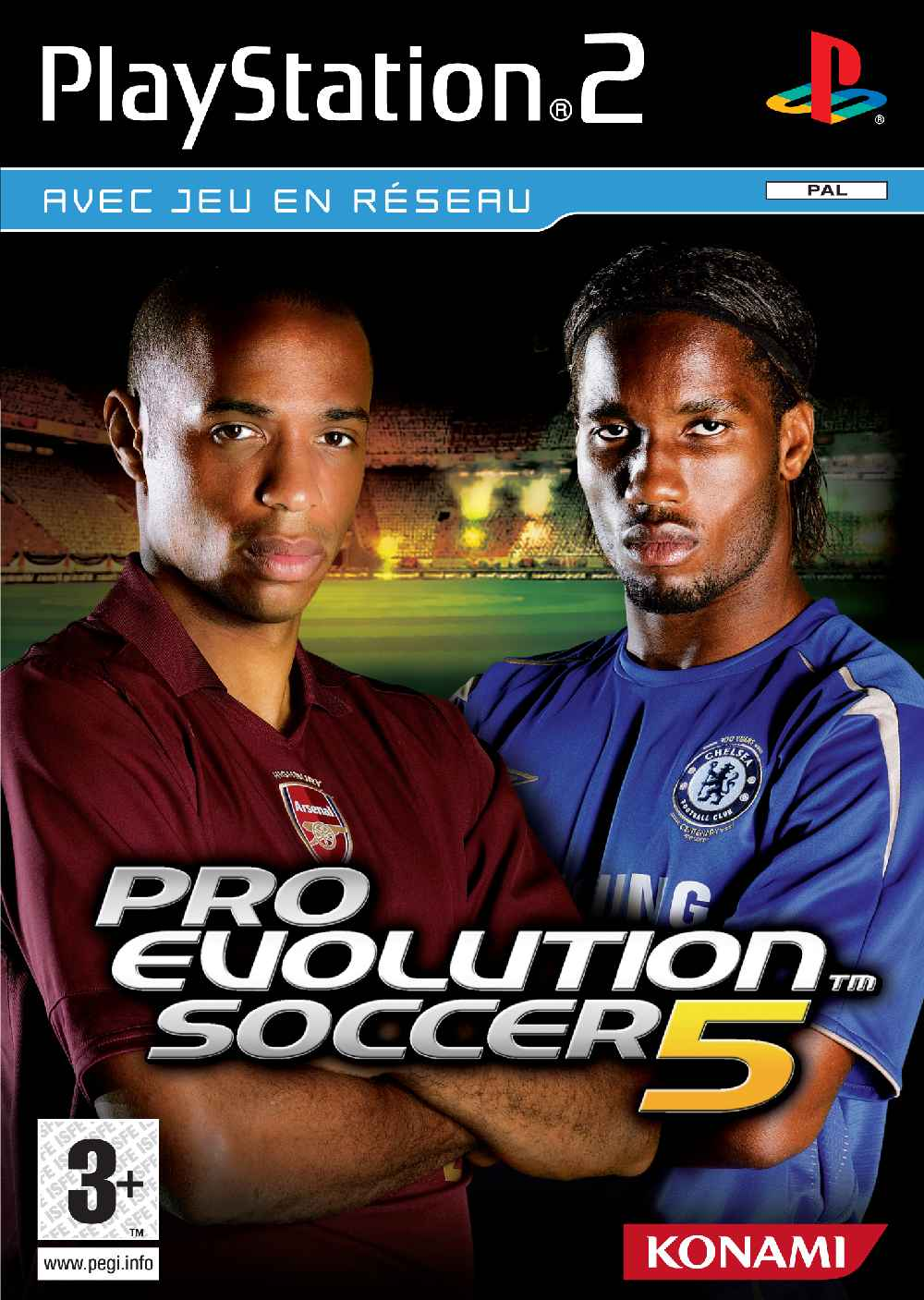 Picture of Pro Evolution Soccer 5