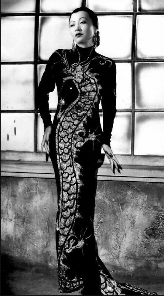 Picture of Anna May Wong