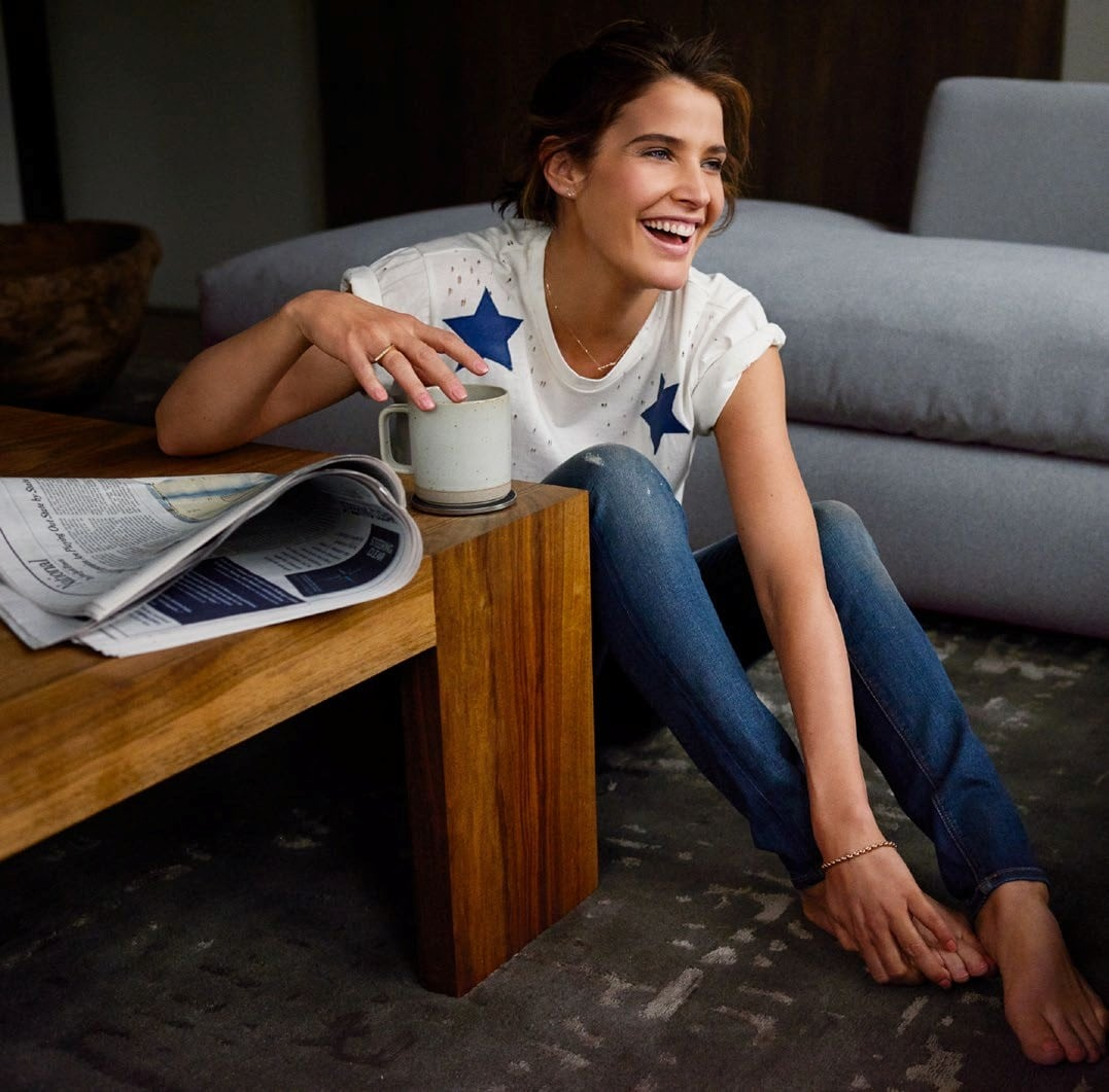 Cobie Smulders Women's Health, May 2015 new pictures