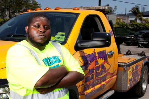 South Beach Tow Actors