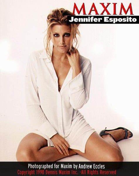 Your idea Jennifer esposito black dress