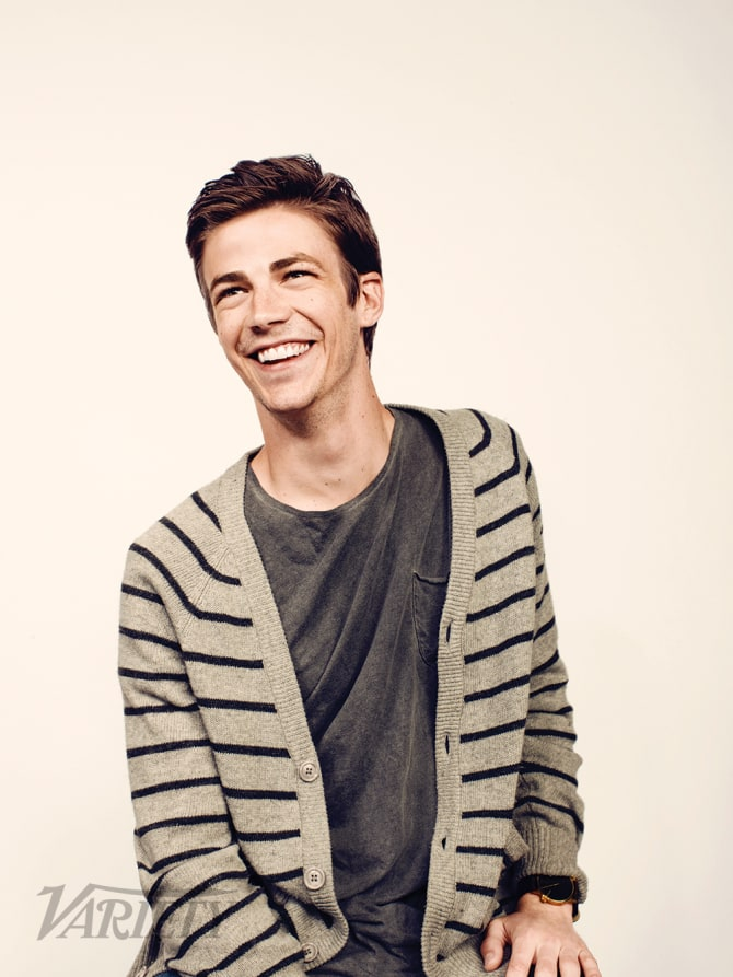 Picture Of Grant Gustin