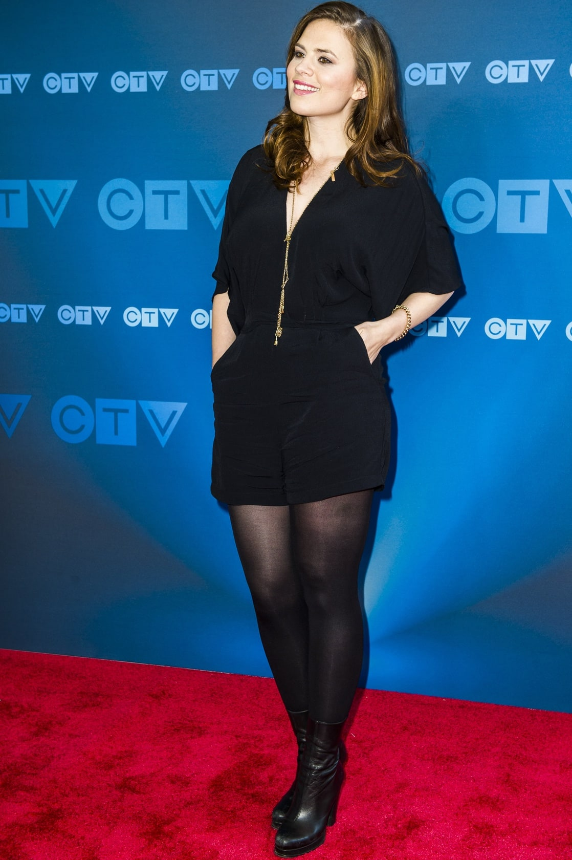 Picture Of Hayley Atwell