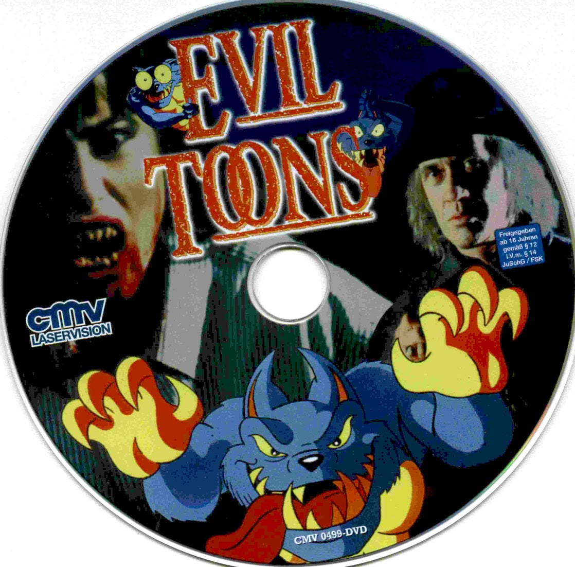Picture Of Evil Toons 1992