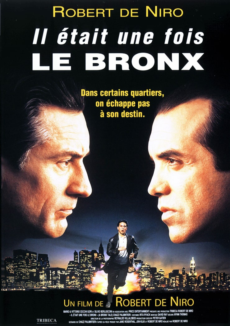 the movie a bronx tale Buy a bronx tale: read 832 movies & tv reviews  when your watching this movie you are drawn into it and when it ends you can't wait to see it again and.