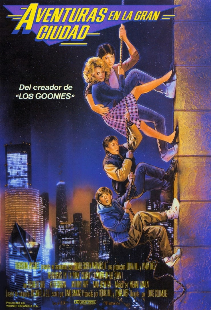 picture of adventures in babysitting