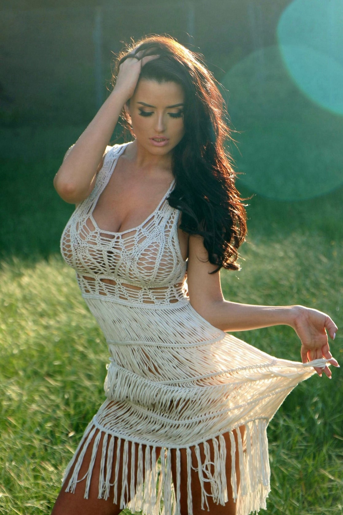 picture of abigail ratchford