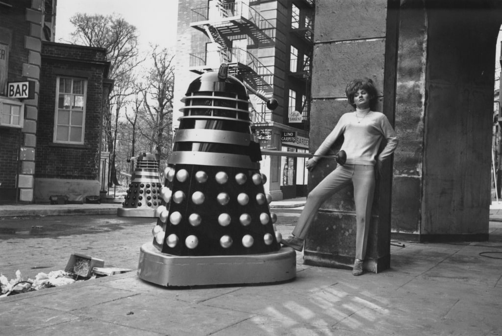 Dr. Who and the Daleks                                  (1965)