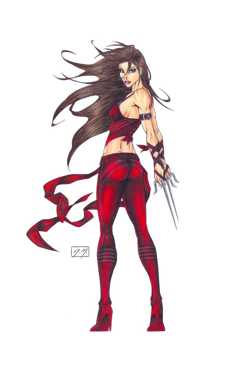 Elektra knight pics fucking movies