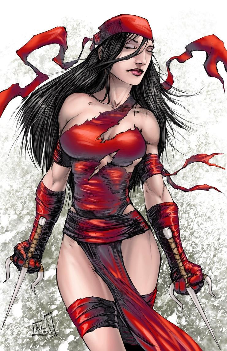 Elektra knight hot xxx clip