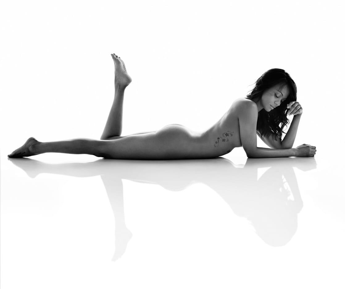 Zoe Saldana Large Porn Tube 30