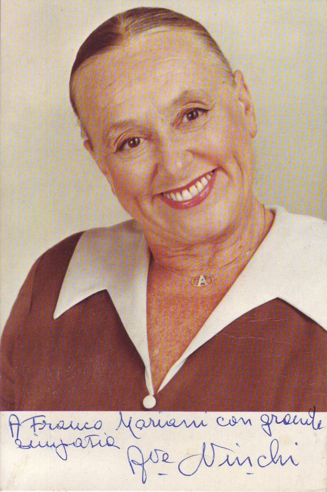 Pat Anderson (actress) forecast
