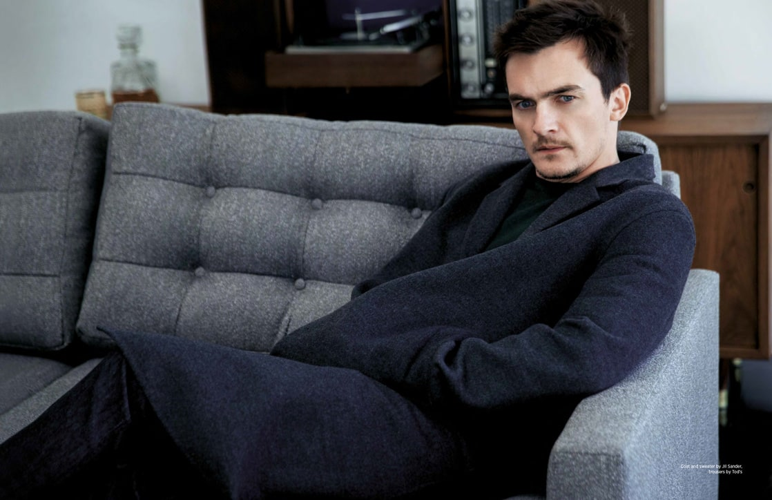 rupert friend height