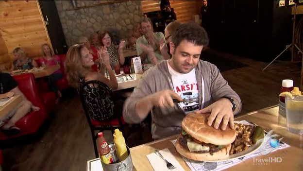 Picture Of Man V Food