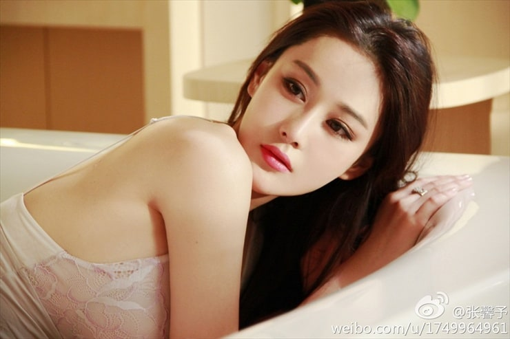 Gostosa, korean chang jia women peeing