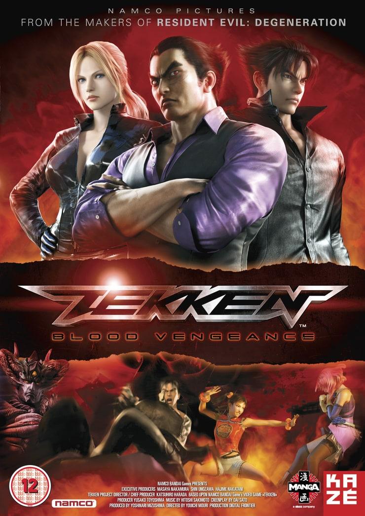 Tekken Blood Vengeance Full Movie Download Free Kindlefertodonne