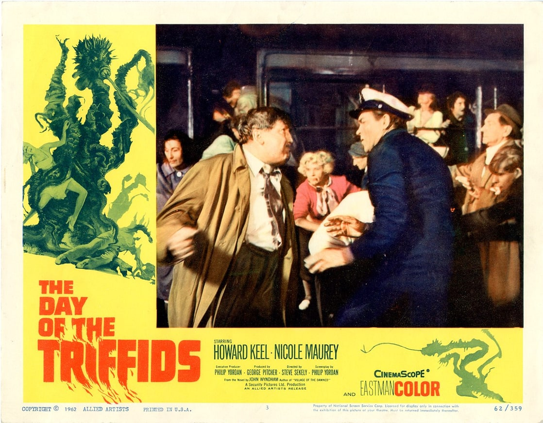 day of the triffids essay