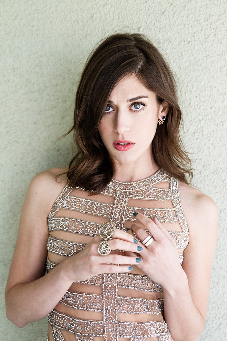 Lizzy Caplan Nude Photos 50