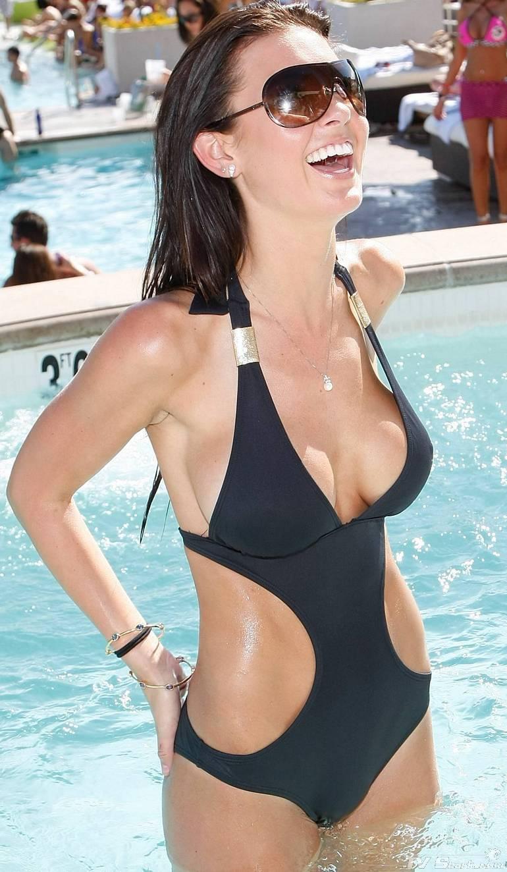 Patridge hot bikini Audrina