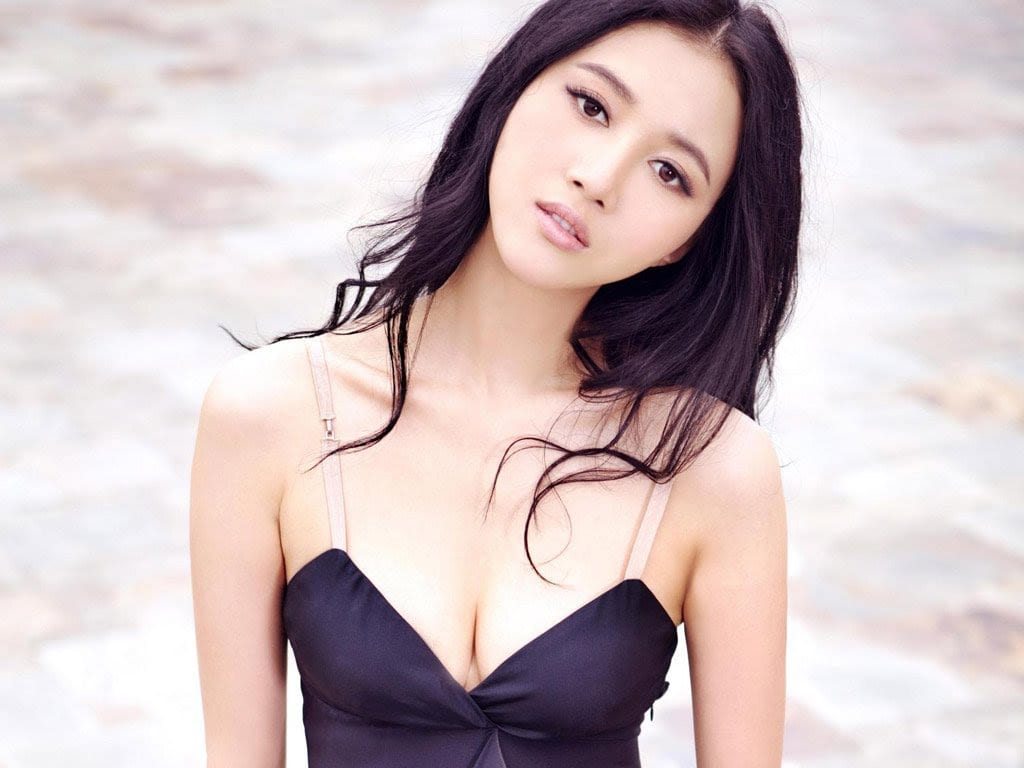 Wenwen Han Nude Photos 5