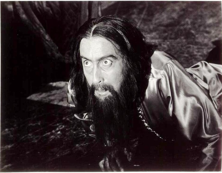 Rasputin: The Mad Monk by Stuart Friedman PB Monarch 241 1962 35c cover