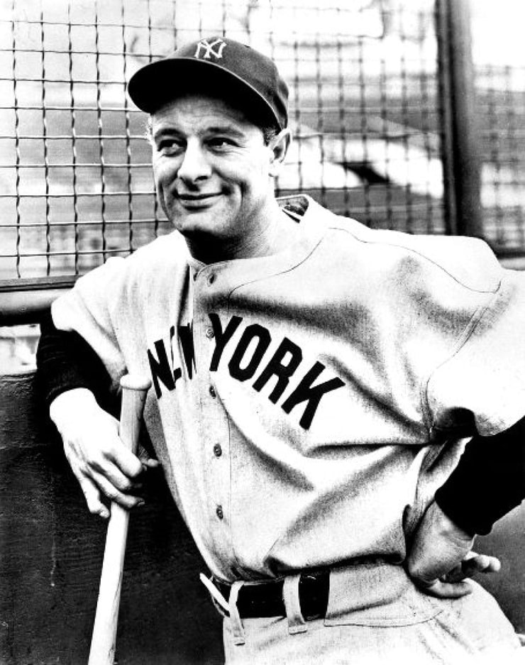 Lou gehrig wedding