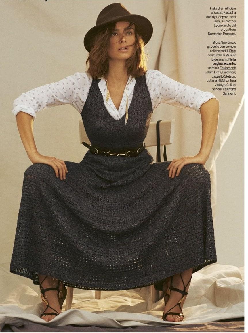 best cheap 92d03 68d85 Picture of Kasia Smutniak